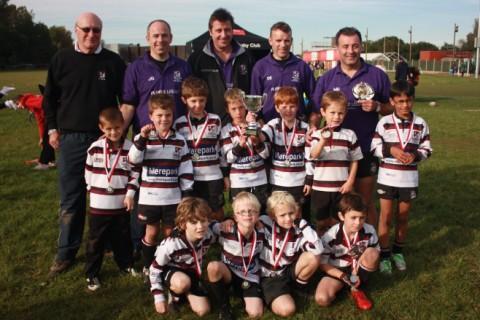 Double triumph for Bowdon u-8s