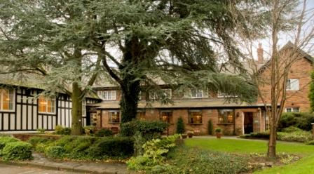 Messenger Newspapers: The Lymm Hotel, Warrington