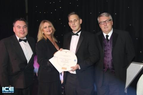 Stretford's Sam Stewart wins top award