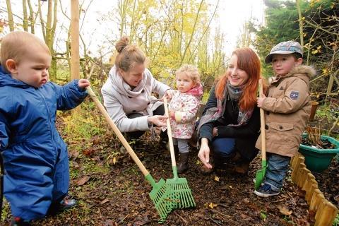 Teachers from schools across Trafford can nominate pupils for the Royal Horticultural Society (RHS) Young School Gardener of the Year 2013 comprtition