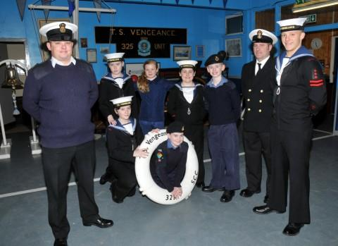 Stretford and Urmston Sea Cadets receive surprise funding