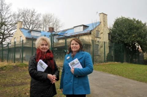 Meeting held to save listed building