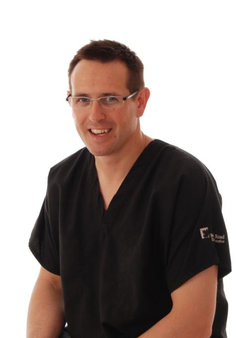 Ian Hunt of Maple Road Dental Practice