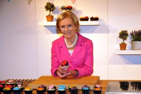 TV's Mary Berry