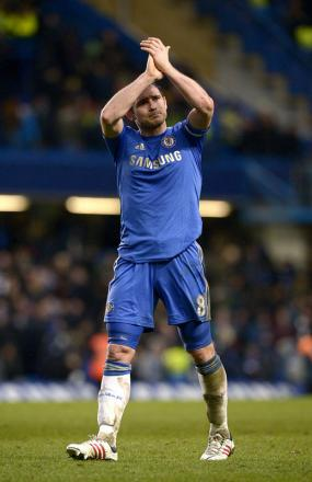 Frank Lampard has expressed his delight at having the opportunity to continue operating at the top level