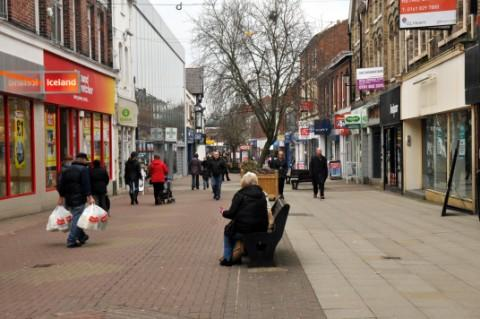 Help to spruce up Altrincham