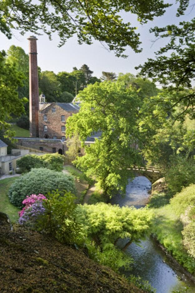 Quarry Bank Mill provides an unforgettable day out