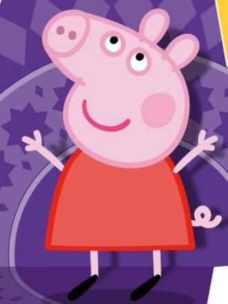Chance to meet Peppa Pig