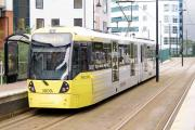 Double trams will continue to run on every Bury to Altrincham service while the new station is completed