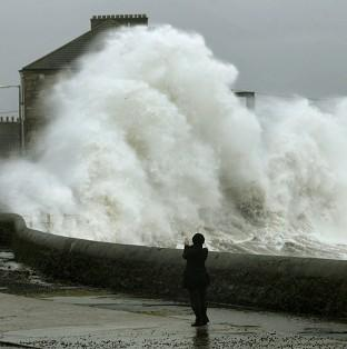 Messenger Newspapers: The UK is suffering the worst winter storms in 20 years with more on the way.