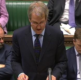 Environment Secretary Owen Paterson has been answering questions from MPs on th