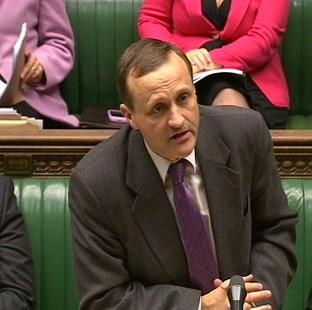 Messenger Newspapers: Steve Webb has previously promised a 'full frontal assault' on pension fees