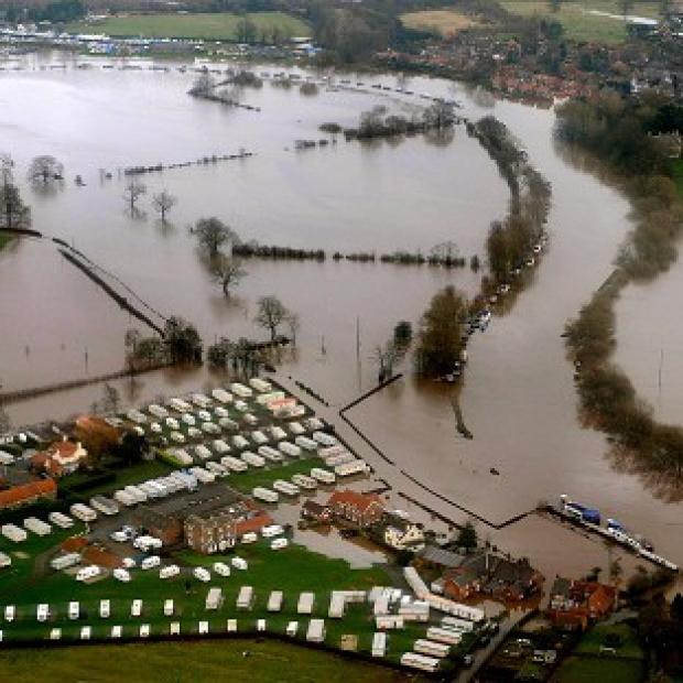 Messenger Newspapers: With saturated ground, forecasters say the public should be aware of the likelihood of localised flooding