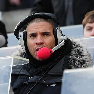 Messenger Newspapers: Police are investigating a series of offensive messages directed at Stan Collymore