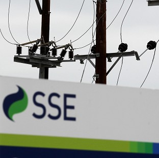 SSE says profits are expected to rise by 8.8% to �1.54 billion - after it raised customer tariffs by 8.2%