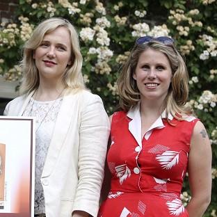Stella Creasy MP (left) and Caroline Criado-Perez suffered abuse over a campaign to get a woman on bank notes