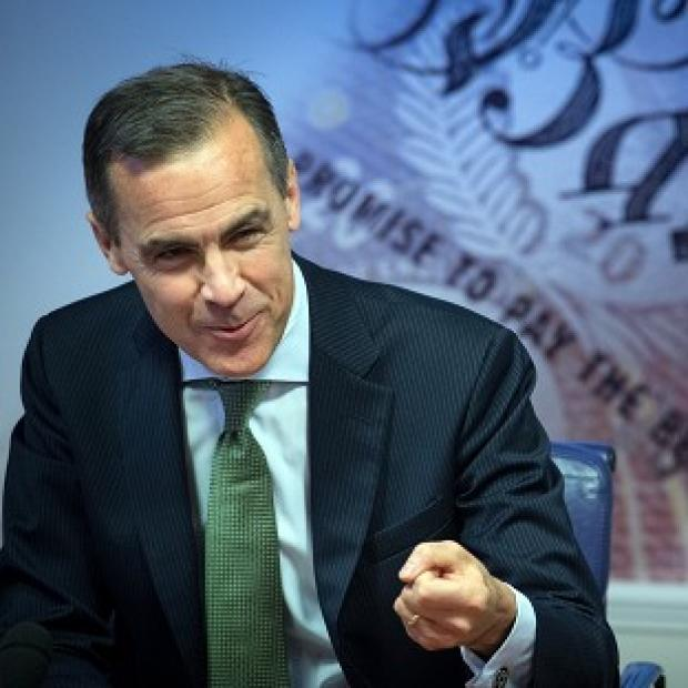 Messenger Newspapers: Mark Carney said any changes in interest rates will be 'gradual'
