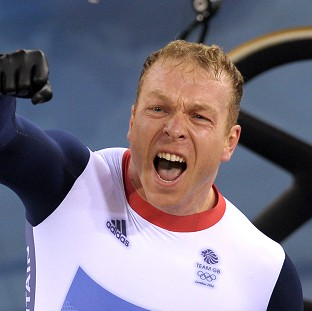 Sir Chris Hoy is gearing up for a slot with celebrities on Who Wants To Be A Mi