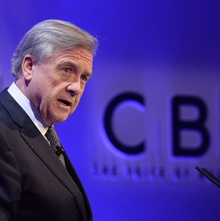 Sir Michael Rake, President of the CBI , says basic skills of literacy and numeracy are at an unacceptably low level