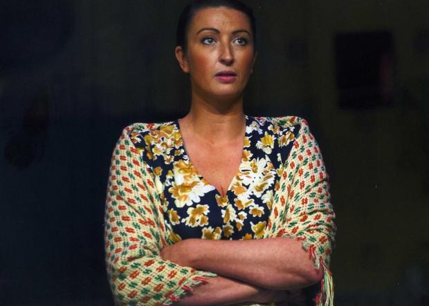 Messenger Newspapers: Impressive - Laura Chandler as Sally Hardcastle