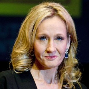 Author JK Rowling has admitted the Ron/Hermione relationship was a form of 'wish fulfilment'
