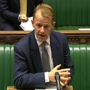 The row between Schools minister David Laws and Michael Gove in t