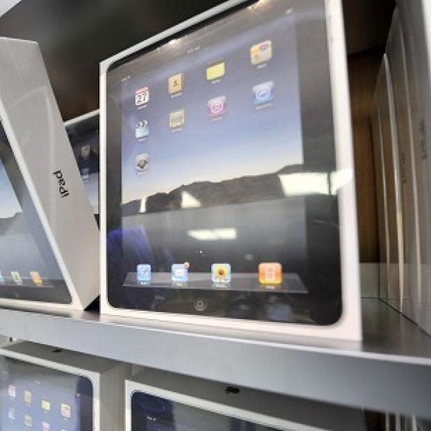 Messenger Newspapers: Whitehall departments have splashed out on 464 iPads, 314 iPhones, 160 Mac computers and two iPod Touches