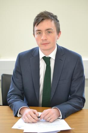 Cllr Sean Anstee
