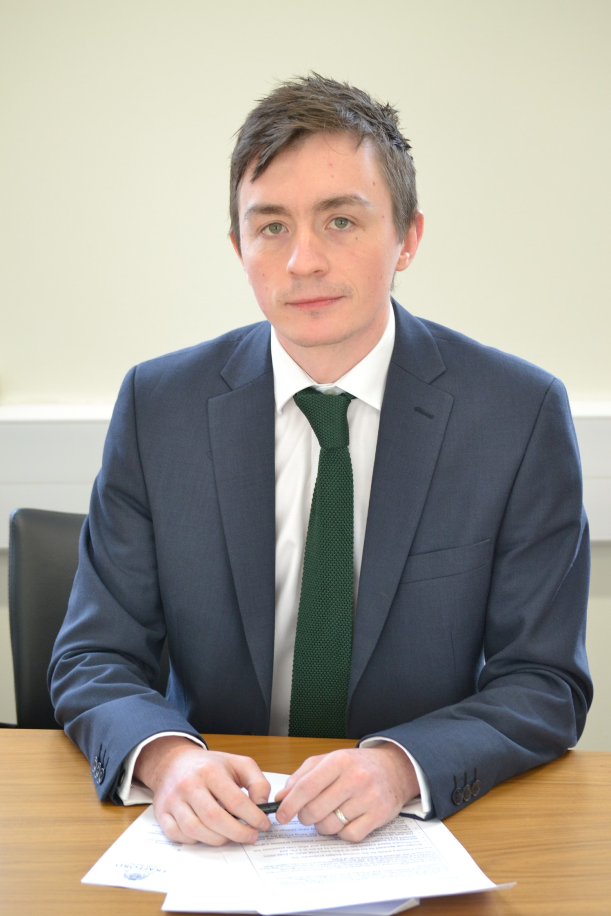 Council leader Sean Anstee