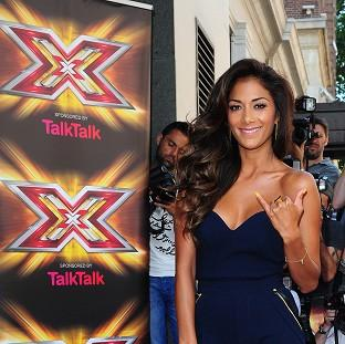 Messenger Newspapers: Nicole Scherzinger is reportedly set to leave The X Factor