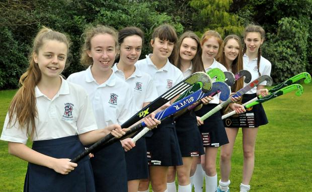 County honours for Loreto Grammar hockey players