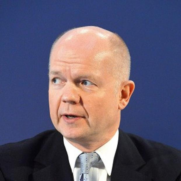 "Messenger Newspapers: Foreign Secretary William Hague says the Syria peace talks have suffered a ""serious setback"""