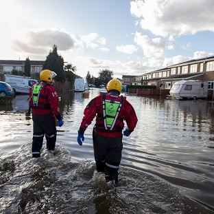 Cameron: Floods are a 'trage