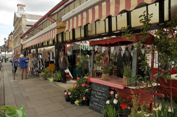 Messenger Newspapers: Business as usual as Altrincham Market is transformed