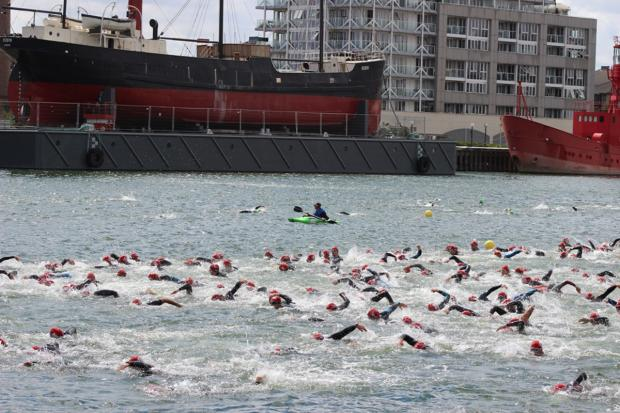 Get a guaranteed place in the Great Manchester Swim