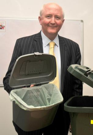 Timperley residents help 'pilot' Greater Manchester wide recycling campaign