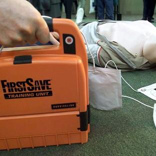 Messenger Newspapers: Research suggests a shortage of defibrillators and a lack of public awareness could be costing thousands of lives every year.