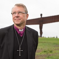 Bishop slams 'scourge' of poverty