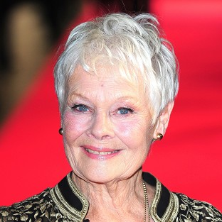 Dame Judi Dench is among the British stars hoping to win an Oscar on Sunday.
