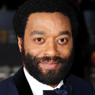 Chiwetel Ejiofor has been nominated for the best actor Oscar for his role in 12 Years A Slave.