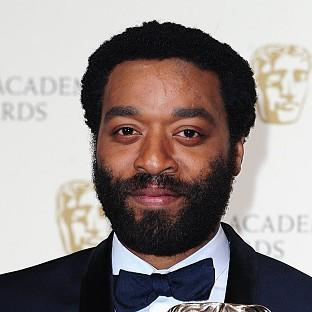 Chiwetel Ejiofor is up for a best actor