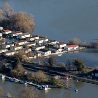 Flood costs 'up five-fold by 2050'