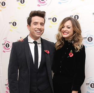 Fearne Cotton had to step in for Nick Grimshaw when he had to go to hospital during his broadcasting slot.