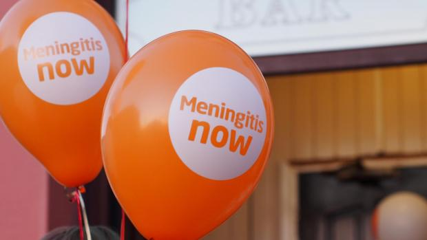 Val's coffee morning to raise money for meningitis charity