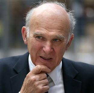 Messenger Newspapers: Business Secretary Vince Cable was set to spell out the benefits of immigration in a speech in London