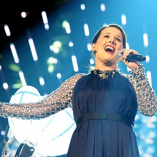 Sam Bailey has had to postpone her tour after she found she is