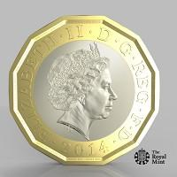 Messenger Newspapers: The new one pound coin announced by the Government will be the most secure coin in circulation in the world (HM Treasury/PA)