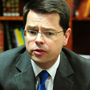 Minister James Brokenshire confirmed the arrival of the first group of Syrian refugees