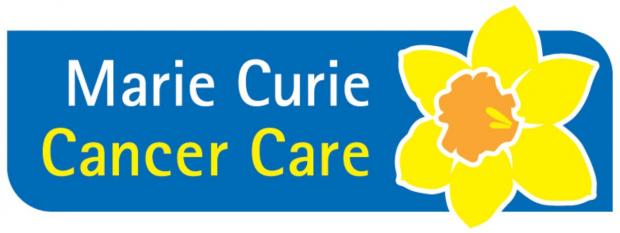 Sale building society backs Marie Curie appeal