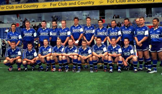 Messenger Newspapers: The 2002 European Challenge Cup-winning squad
